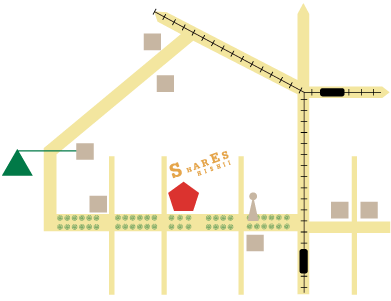 Bar Shares Hishii MAP